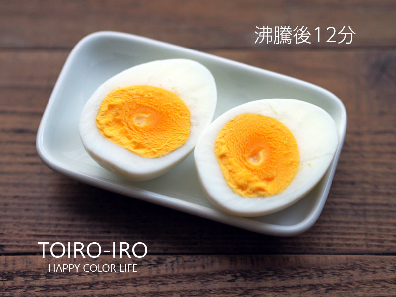 ゆで 卵 みずから