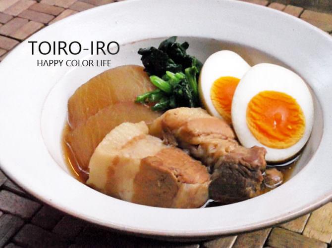 炊飯器で作る☆ホロホロトロトロな豚の角煮